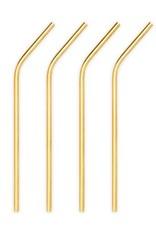 TRUE Belmont Gold Straws