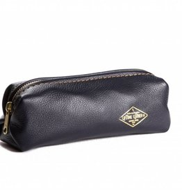 Lifetime Leather Co Minimalist Toiletry Bag Oxford Black