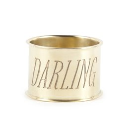 Sir Madam Darling Napkin Ring