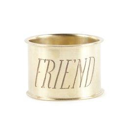 Friend Napkin Ring