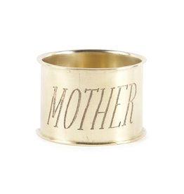 Sir Madam Mother Napkin Ring