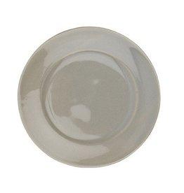 Bistro Salad Plate Grey