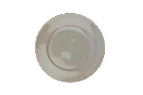 Canvas Bistro Salad Plate Grey