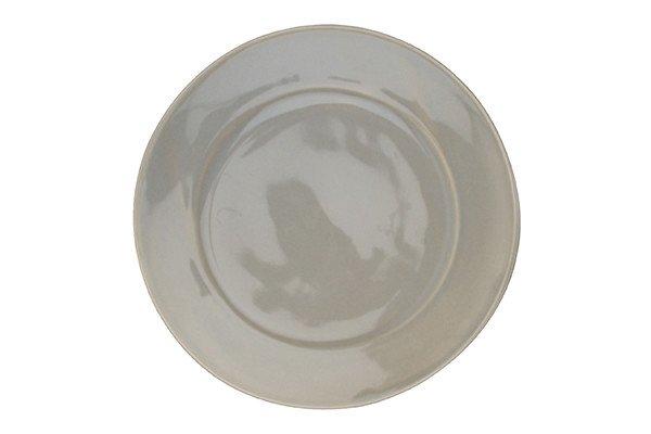 Bistro Dinner Plate Grey