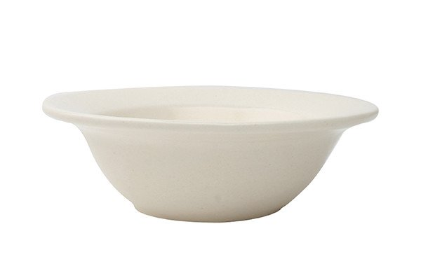 Canvas Bistro Cereal Bowl Ivory