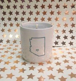 Exclusive Lafayette Avenue Cermaics Sonoran Wildgrass Candle