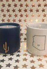 Exclusive Lafayette Avenue Ceramics  Sonoran Wildgrass Candle