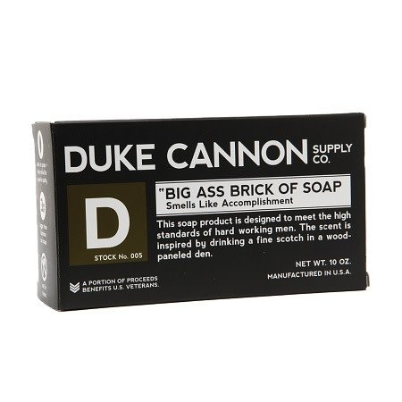Accomplishment Soap