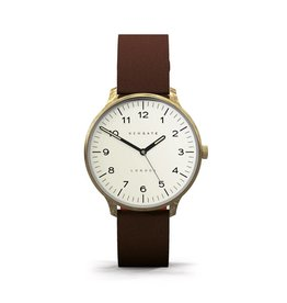 Newgate Watches Blip Watch Cream Dial