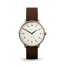Newgate Watches Blip Watch Cream Dial