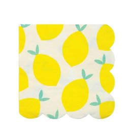 Lemon Napkin Small