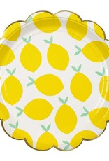 Meri Meri Lemon Plate Large