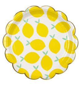 Lemon Plate Large