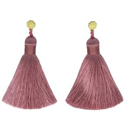 HART Petal Classics Tassel Earrings