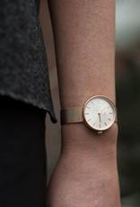 Newgate Watches Atom Rose Gold Mesh Watch