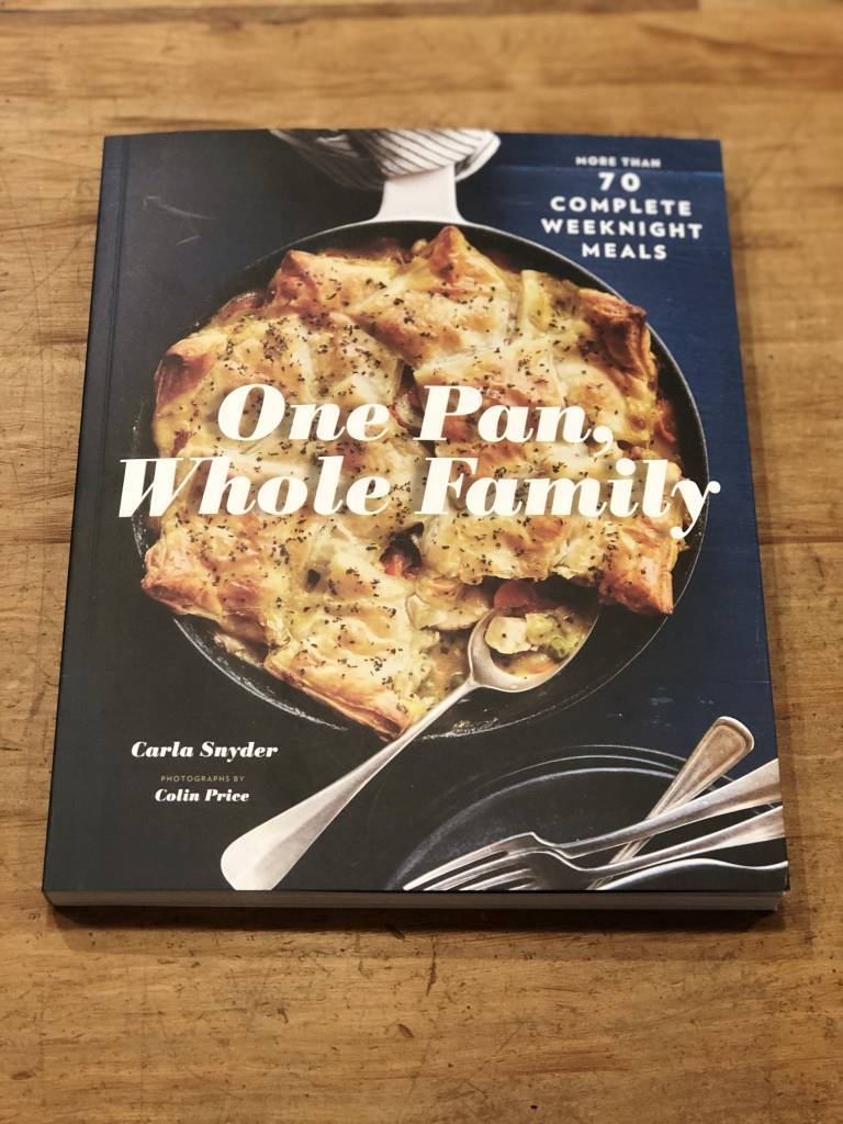 Chronicle One Pan, Whole Family