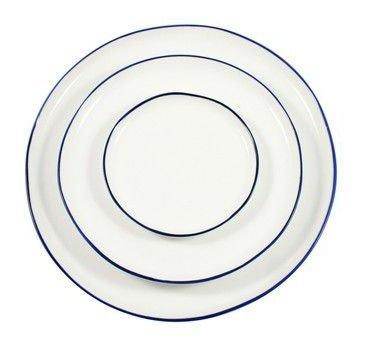 Canvas Abbesses Dinner Plate