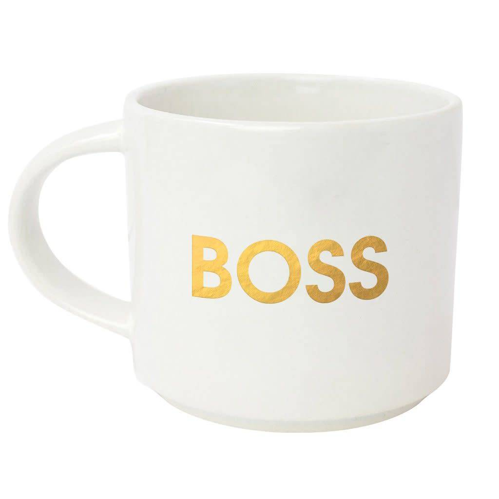 Chez Gagne Boss Mug