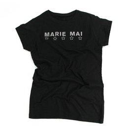 T-Shirt glitter pour adulte Marie-Mai