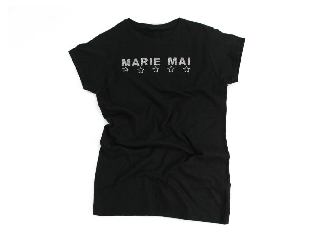 Marie-Mai T-Shirt glitter pour enfant Marie-Mai