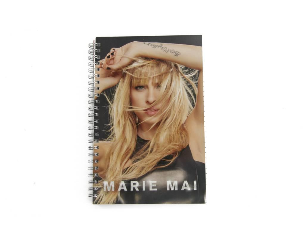 Marie-Mai Cahier de notes Marie-Mai