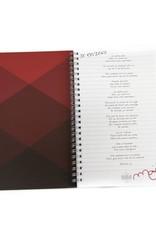 Cahier de notes Marie-Mai
