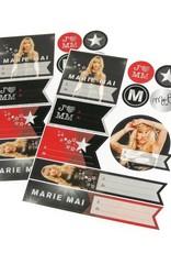Autocollants Marie-Mai
