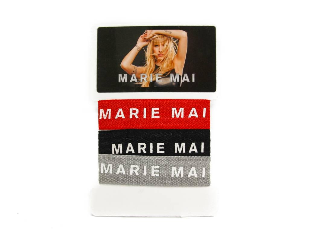 Élastiques à cheveux Marie-Mai
