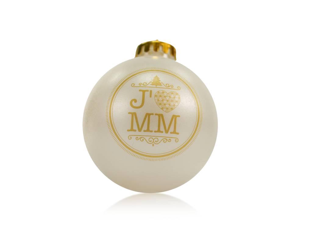 Boule de Noël Marie-Mai
