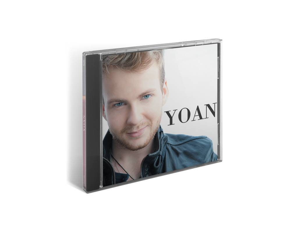 Yoan Album CD Yoan