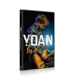 Live au Centre Vidéotron (DVD) Yoan