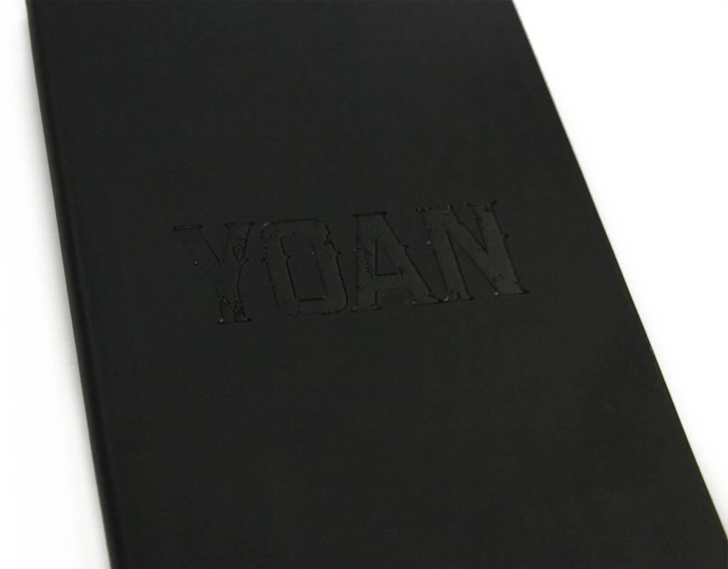 Yoan Cahier de notes Yoan