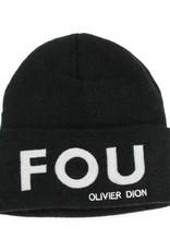 Olivier Dion Tuque noire Olivier Dion
