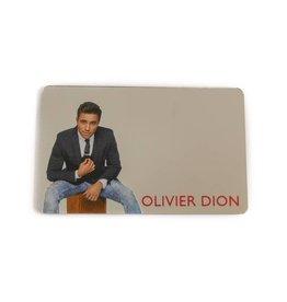 Olivier Dion Miroir aimanté Olivier Dion