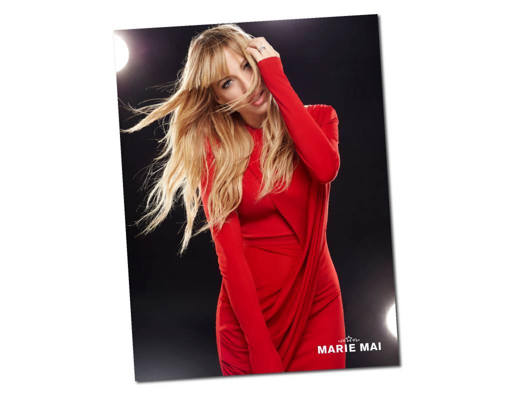 Marie-Mai Poster n.1 Marie-Mai