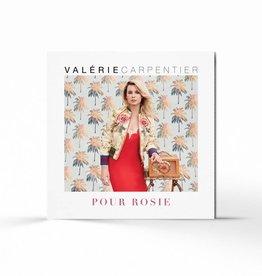Album CD Pour Rosie Valérie Carpentier