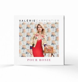 Valérie Carpentier Album CD Pour Rosie Valérie Carpentier