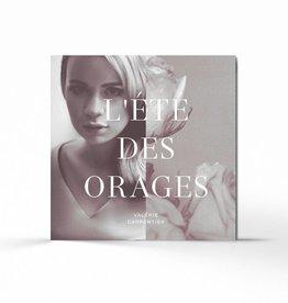 Album CD L'été des orages Valérie Carpentier