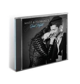 Album CD Quiet Nights Matt Dusk & Florence K