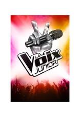 Cahier de notes La Voix Junior