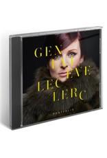 Geneviève Leclerc Album CD Portfolio Geneviève Leclerc