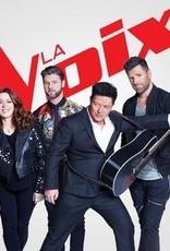 Album La Voix 5: Compilation