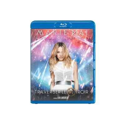 Marie-Mai Traverser le miroir (Blu-Ray) Marie-Mai