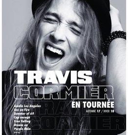 Travis Cormier Affiche Travis Cormier en Tournée