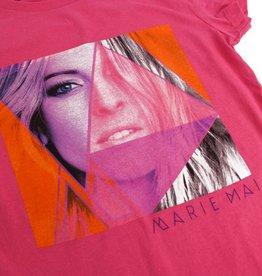 Marie-Mai T-Shirt pour enfant - fille (fushia) Marie-Mai