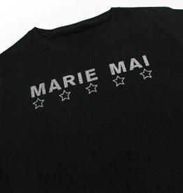 T-Shirt glitter pour enfant Marie-Mai