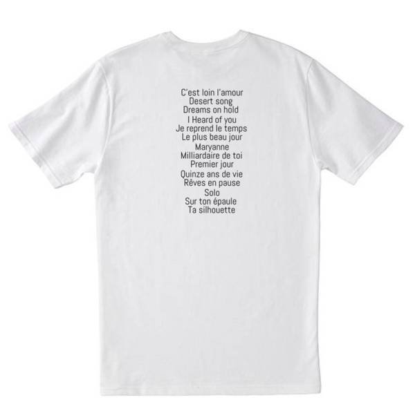 Ludovick Bourgeois T-Shirt Officiel Ludovick Bourgeois.