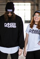 T-Shirt Blanc Danser pour Gagner