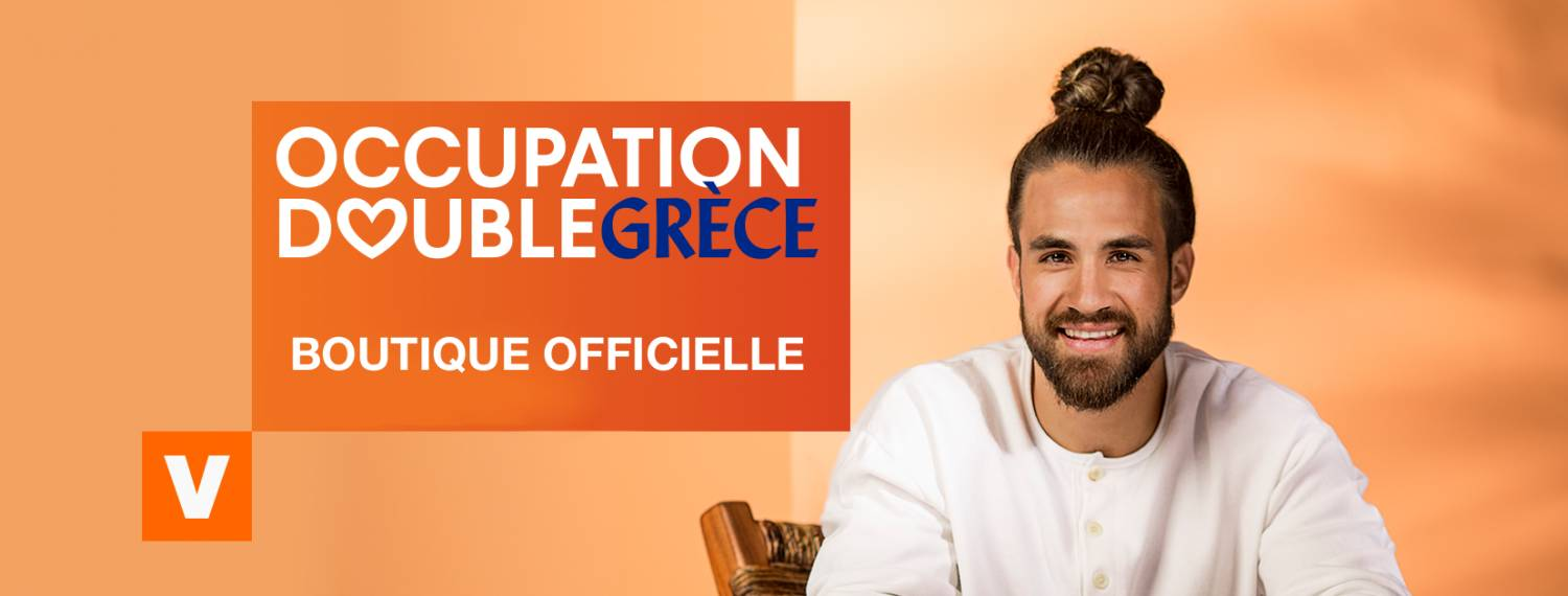 Bienvenue sur la boutique officielle d'Occupation Double