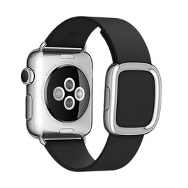 Apple Apple Watch Band 38mm Black Modern Buckle - Small 135mm-150mm (ATO)